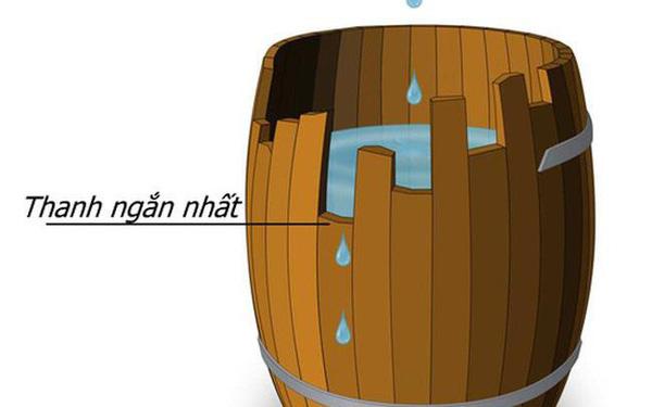 Quy tắc thùng gỗ trong cuộc đời